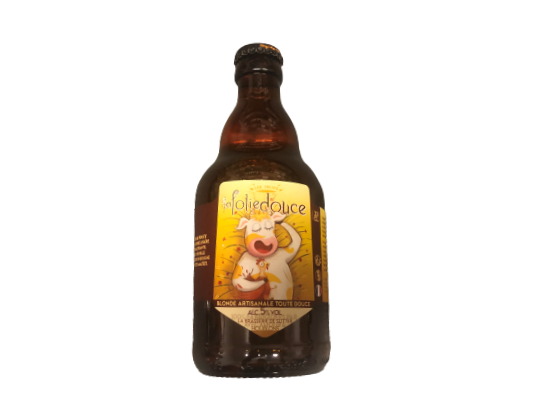 Bière Normande la folie douce