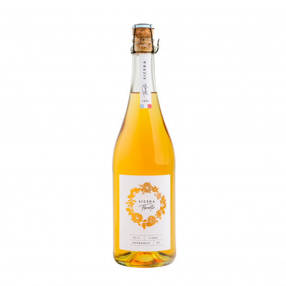 Cidre Sicera Florentin brut (75cl)