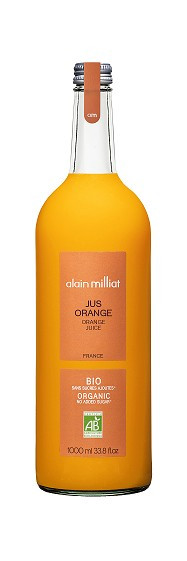 Jus de Fruits BIO - Alain Milliat (1L)
