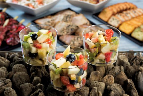 Salade de fruits frais été