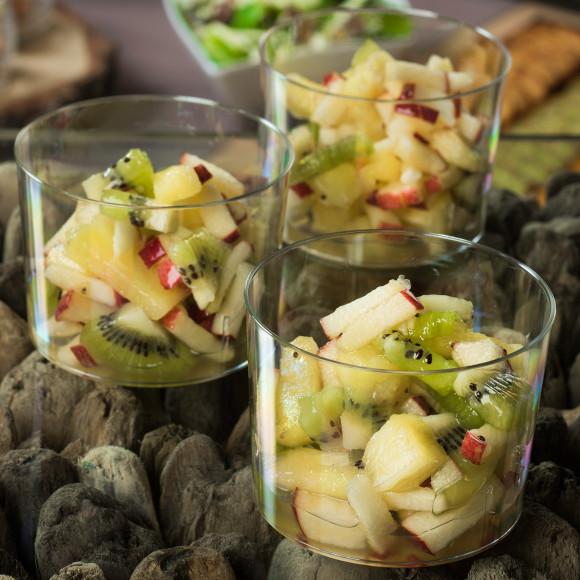 Salade de fruits frais de saison (hiver)