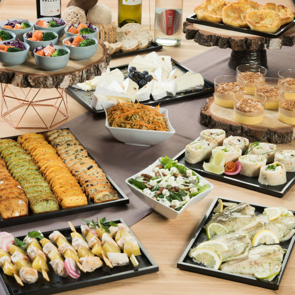 Buffet froid « Cocooning »