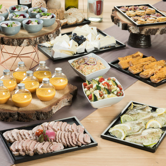 Buffet froid «Cabane»