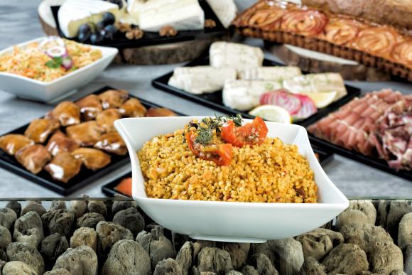 Salade de céréales aux épices indiennes (1 kg)