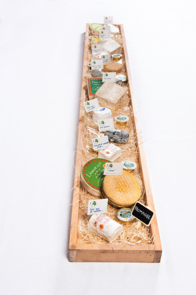 Coffret fromager