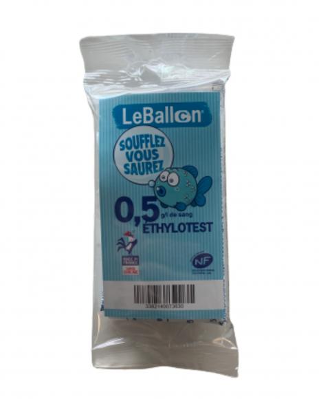 Ethylotest made In France