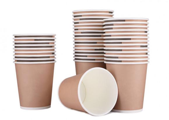 Gobelets en carton recyclable