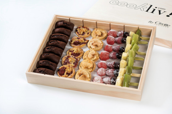Coffret Drunch sucré