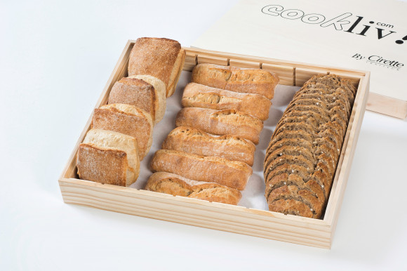 Coffret du Boulanger (11 pains assortis)