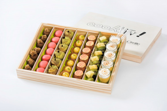 Coffret Naturel (Tout fruits)