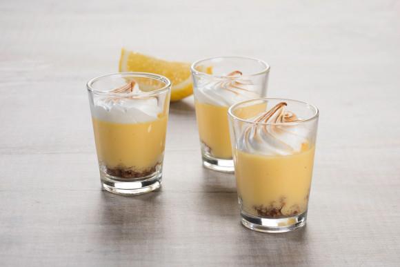 Coffret Citronnade (9 verrines sucrées)