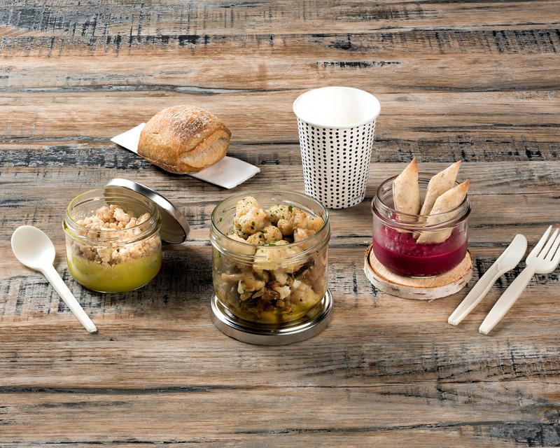 Plateaux repas / Cookbags à partir du 2 novembre