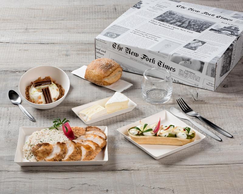Plateaux repas / Cookbags