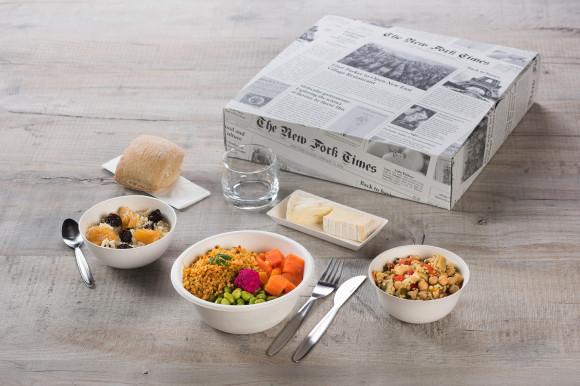 «HEALTHY»- VEGAN (Salade pois chiche/Céréales à l'indienne/Taboulé aux agrumes)